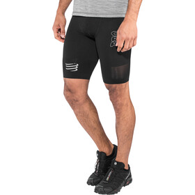 Compressport Running Under Control Spodnie krótkie, black